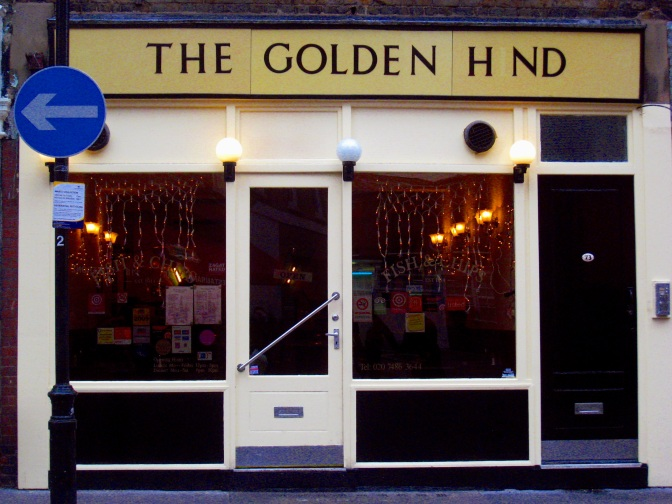 Golden Hind @ Fish and Chips in London