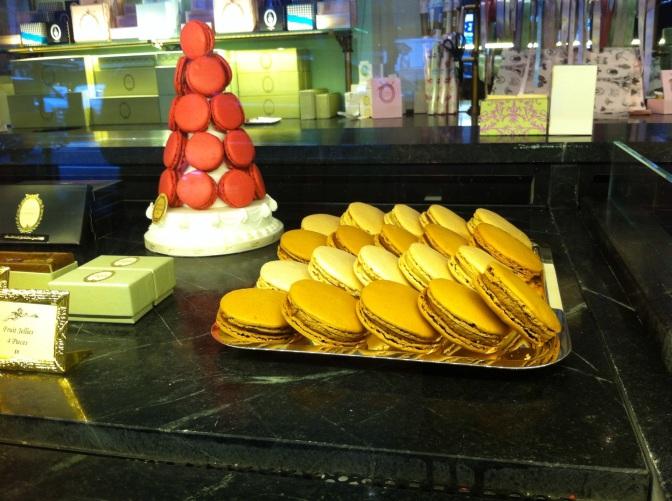 Laduree's Macaron: the Perfectly Extravagant Patiserrie Serving the Best Macaron