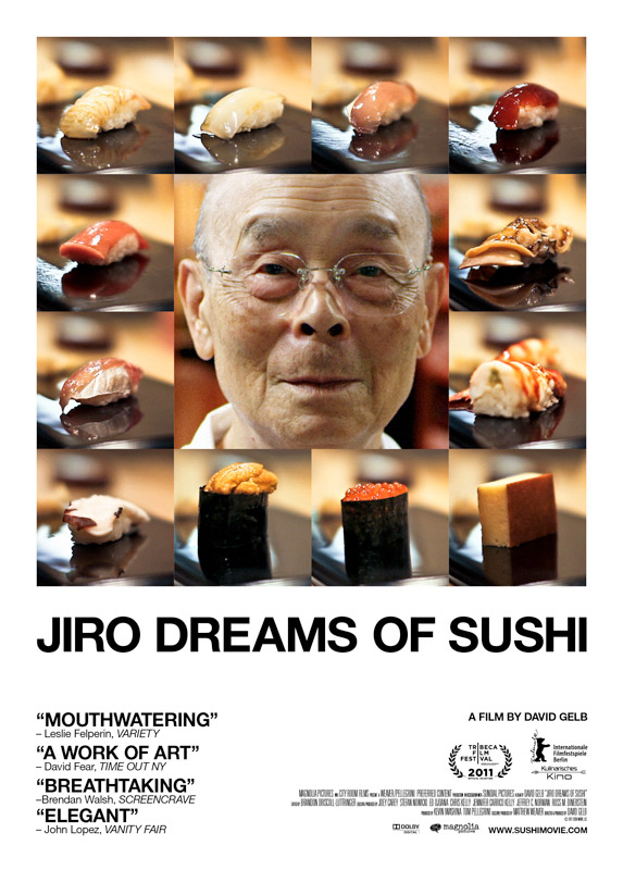Jiro Dreams of Sushi: Sneak Peek