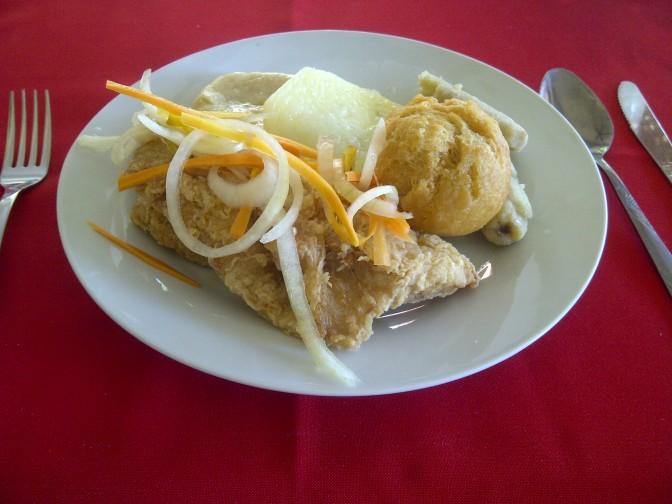 Liguanea Club @ Esoveitch Fish in Jamaica