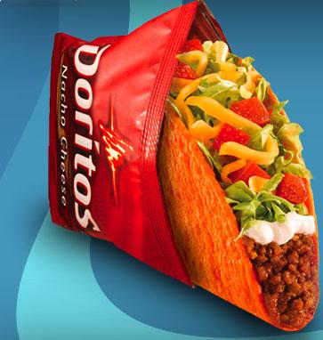 Taco Bell Launches Doritos Locos Tacos