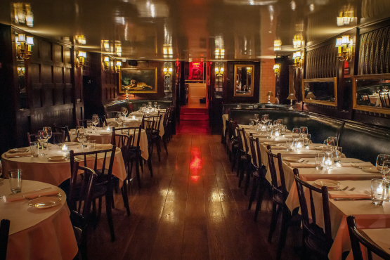 Graydon Carter's, Beatrice Inn: the Quintessential Clubhouse for the A-List