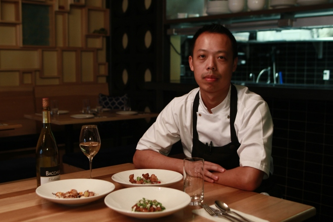 Dinner and Drinks with Pearl and Ash's Richard Kuo