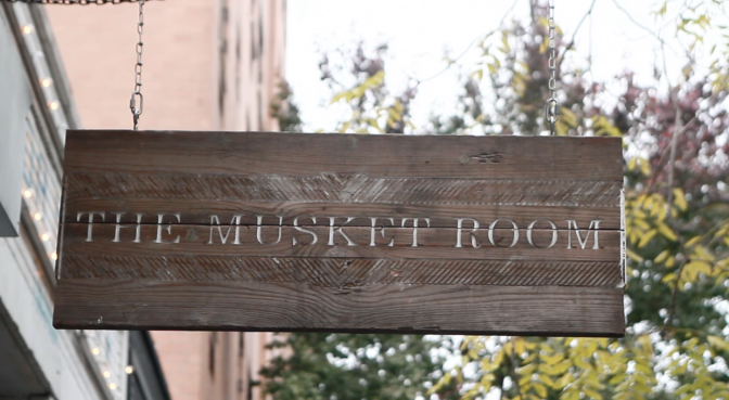 Michelin Star Report: The Musket Room